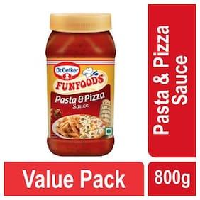 Funfoods Sauce - Pasta & Pizza 800 g