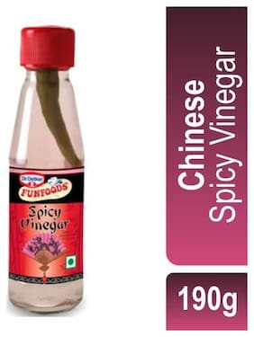 Funfoods Vinegar - Spicy 190 Gm