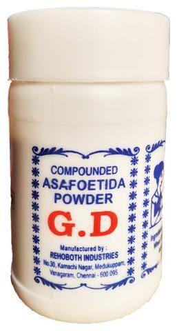 G.D  Compounded Asafoetida 50 g
