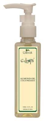 G drops Almond Oil Cold Pressed 100ml