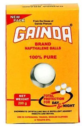 Gainda Napthalene Balls 200 g