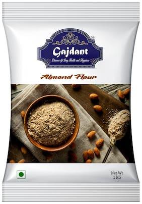 Gajdant Almond Flour/Badaam Atta 1kg (Pack Of 1)