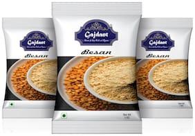 Gajdant Besan 3 Kg (Pack of 1)