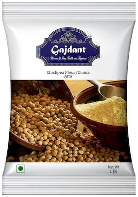 Gajdant Chickpea Flour/Chana Atta 1 Kg (Pack of 1)