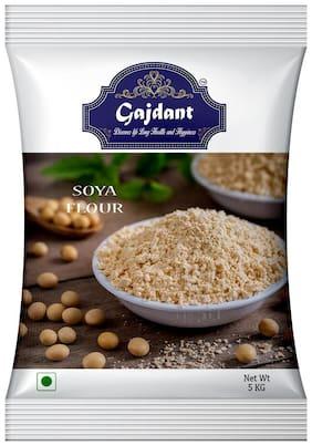 Gajdant Soya flour/Soya Atta 5kg (Pack Of 1)