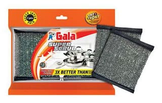 Gala Super Scrub - Hard 2 pcs pack of 1