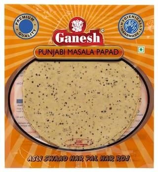 Ganesh Papad - Punjabi Masala Papad 250 gm