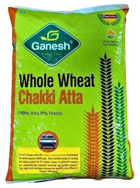 Ganesh Whole Wheat Atta 1 kg