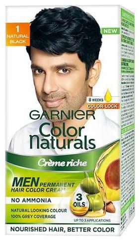 Garnier Color Naturals Men - Shade 1  Natural Black 67.5 g
