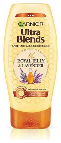 Garnier Ultra Blends Royal Jelly & Lavender - Conditioner 175 Ml