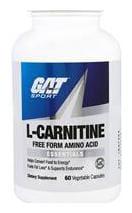 GAT L-Carnitne 60 Capsules