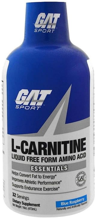 GAT L - Carnitine Liquid (Blue Rasberry) - 473 ml