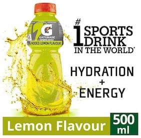 Gatorade Sports Drink - Lemon Flavour 500 ml