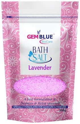Gemblue Biocare Epson Bath Salt Lavender 300 g