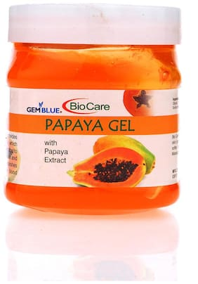 Gemblue Biocare Papaya Gel 500ml