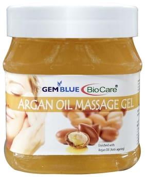 Gemblue Biocare Argan Oil Massage Gel 500ml