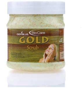Gemblue Biocare Gold Scrub 500ml
