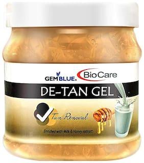 Gemblue Biocare De-Tan Gel 500 ml Pack of 1