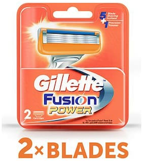 Gillette Blades Fusion  Power Shaving Cartridge 2 pcs