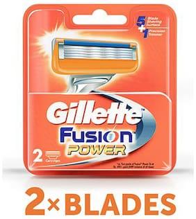 Gillette Blades Fusion  Power Shaving Cartridge 2 pcs