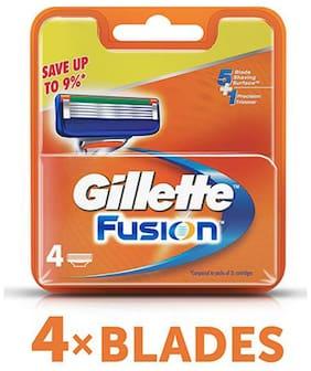 Gillette Cartridges Fusion 4 pcs
