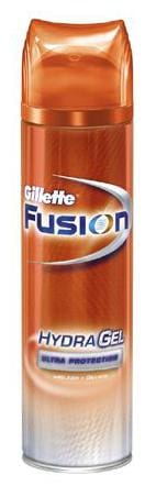 Gillette Fusion - Hydra Gel, Ultra Protection 195 ml