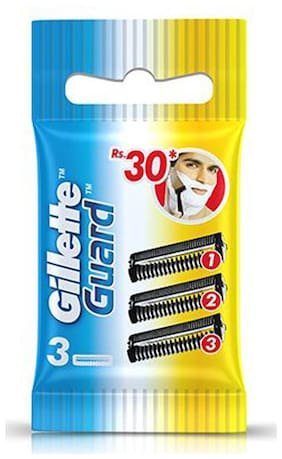 Gillette Guard Cartridges 3 pcs