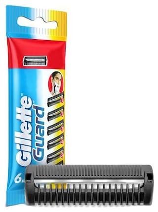 Gillette Guard - Cartridges 6 pcs