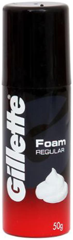 Gillette Pre Shave Foam Classic  Regular 50 g