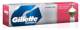 Gillette Pre Shave Gel Tube Ultra Comfort 60 g