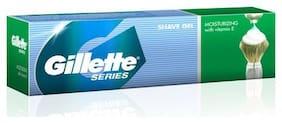Gillette Pre Shave Gel Tube - Moisturizer 60 g
