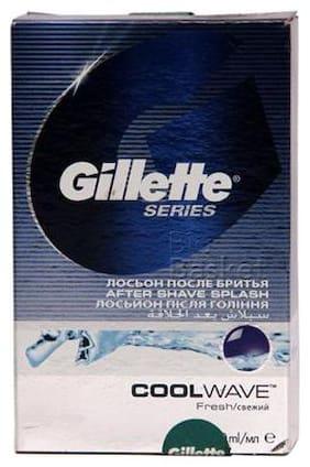 Gillette Series After Shave Splash - Cool Wave 50 ml