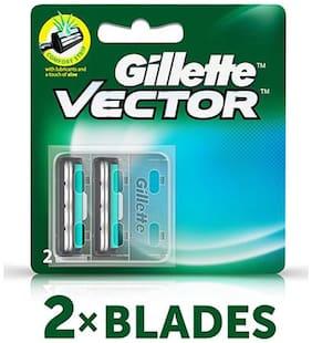 Gillette Vector 2 pcs