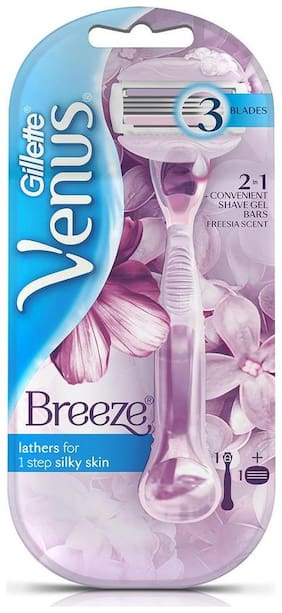 Gillette Venus Breeze Razor