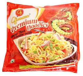 Gimme Round Thick Noodles 400 g