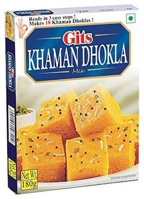 GITS INSTANT READY KHAMAN DHOKLA MIX 180G