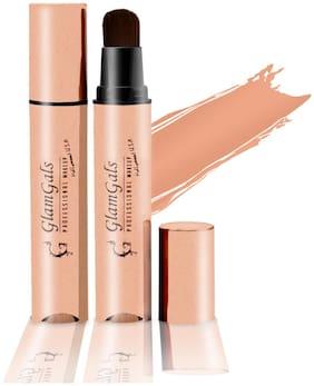 GlamGals Brightening Foundation,30ml,Brown