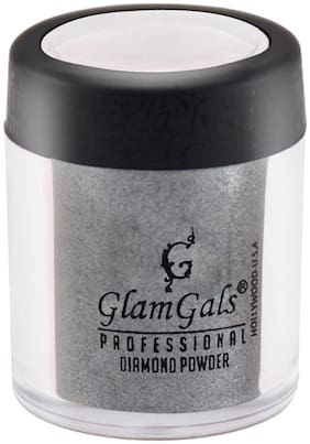 GlamGals Highlighter for face and Body Grey 3.5 g