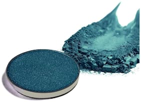 GlamGals Diamond Eyeshadow,Electric Blue,3g