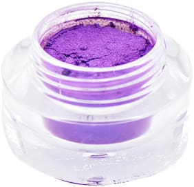 GlamGals Pigment Powder-Highlighter for face and Body Purple 2.5g
