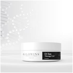 GLOWINS D-Tan Rich In Vitamin E,Protect it Form Sun UV Rays,Improve Acne Skin Ton Reduse Sign Of Lightening and Nourishing Gel 200 ml (Pack Of 1)