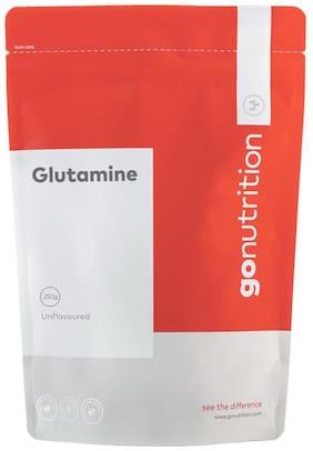 Glutamine, 250g UNFLAVOURED