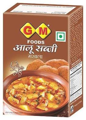 Gm Foods Aloo Sabji Masala 100 Gm