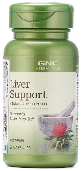 GNC Liver Health (50 Vegetarian Capsules)