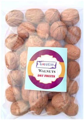 Goddess Premium Quality Walnuts 200 g Pack of 1