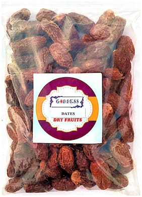 Goddess Premium Quality Dates 200 g Pack of 1