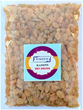Goddess Superior Quality Raisins (Kishmish) 400 g
