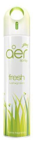 Godrej aer Home Air Freshener Spray - Fresh Lush Green 270 ml