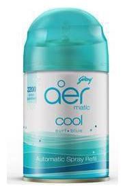 Godrej Matic - Refill, Cool Surf Blue, Spray 225 ml