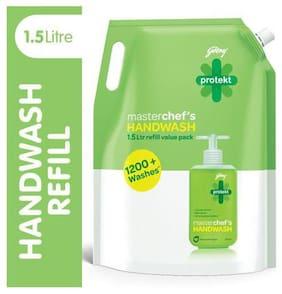 Godrej Protekt Handwash Refill Masterchefs 1.5 L